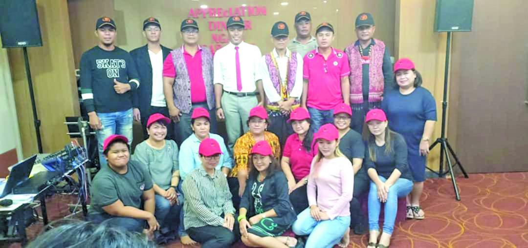 Serakup Ngasi Sarawak Majak gah nyingkang ke mua