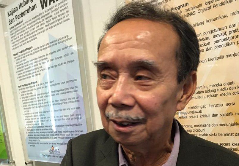 Jaku Iban: Apai Indai nyadi malin