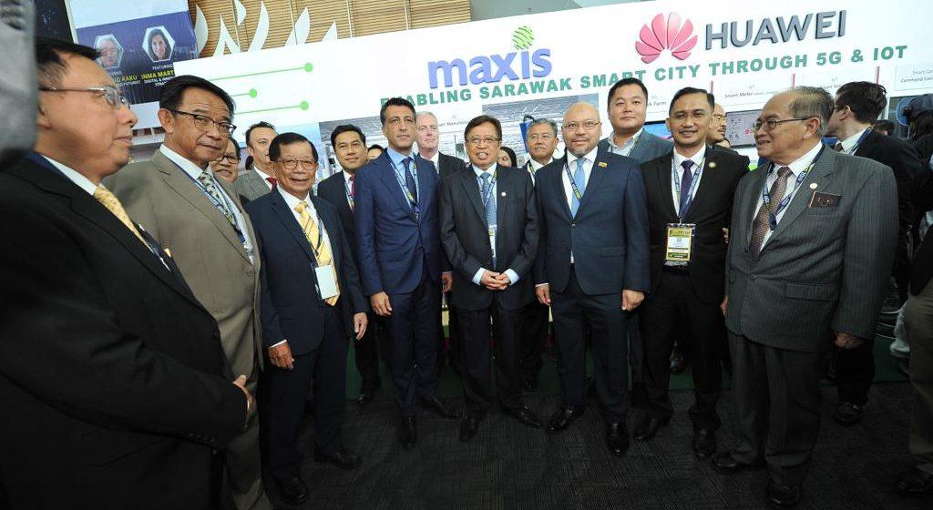 Maxis mantu nyapai agenda ekonomi digital