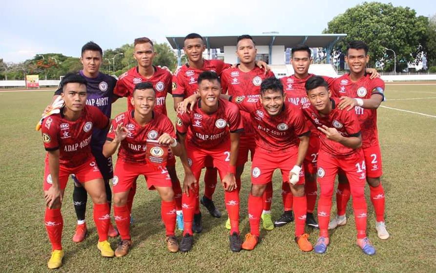 Skuad Piala Presiden buru kemenangan keenam