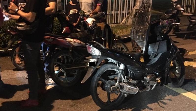 Ops Samseng Jalanan: 18 motosikal disita, dua ditahan positif dadah