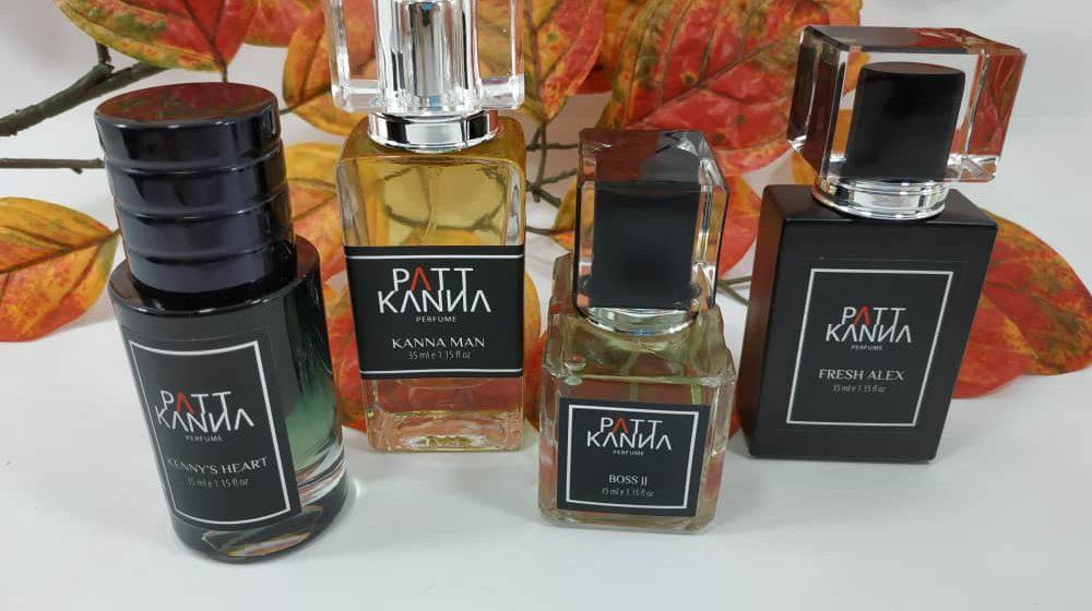 Uji mih minyak angi Patt Kanna Perfume