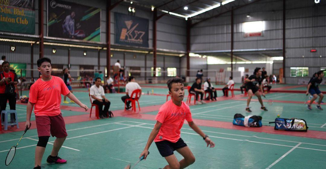 Hadiah bernilai RM8,000 menanti pemenang dalam Kejohanan Badminton Junior Sarawak Energy