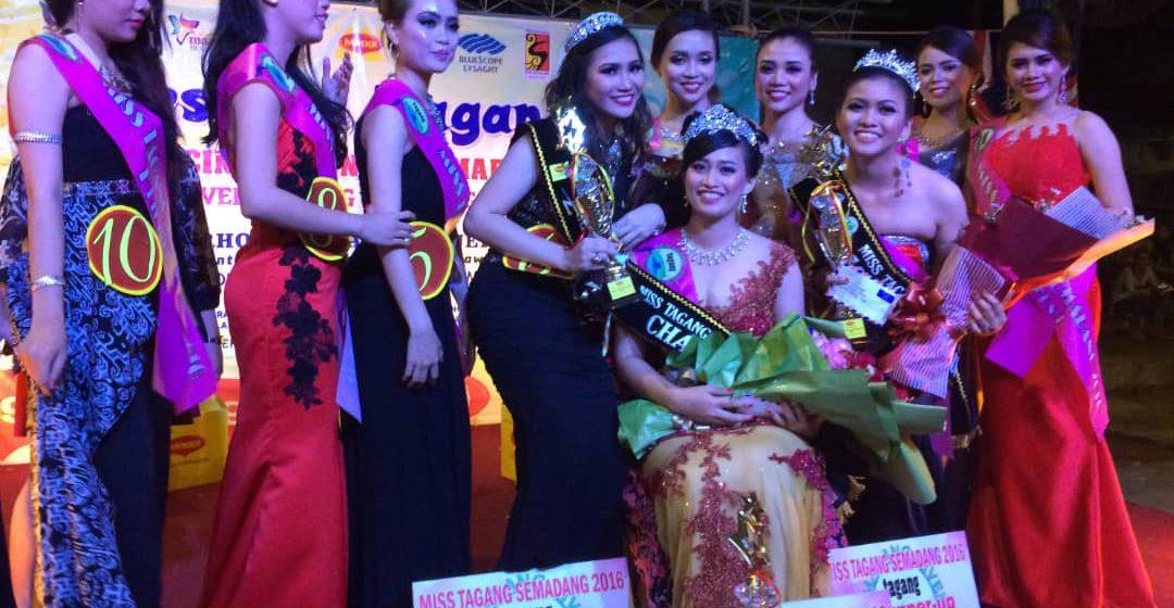 Rebut gelar Ratu Tagang 2019