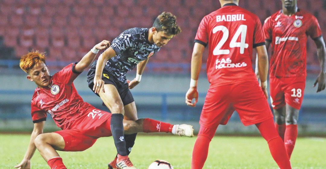 Sarawak ke play-off