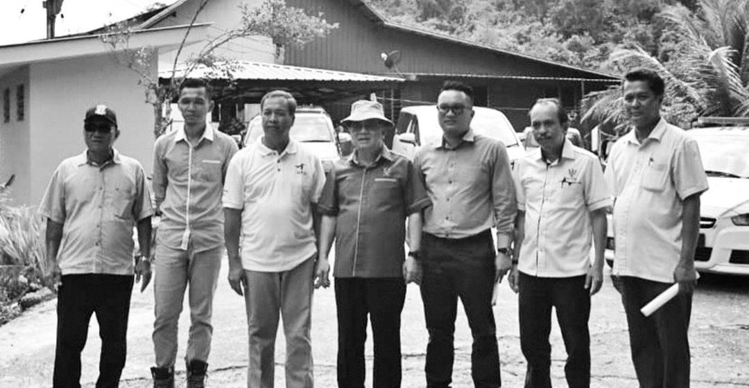 62 projek RTP ungkup Bukit Saban