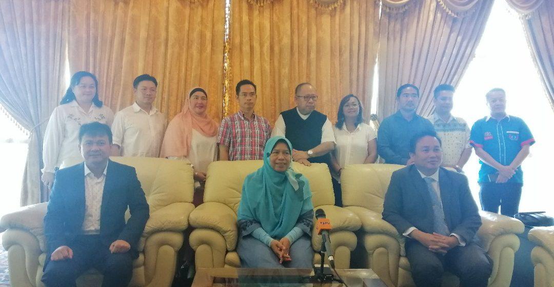 Ali Biju nyadi Chairman Komiti Rumah Panjai KPKT