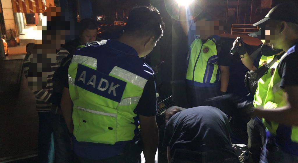 Tokan dadah antara 15 dicekup dalam operasi di kawasan kampung