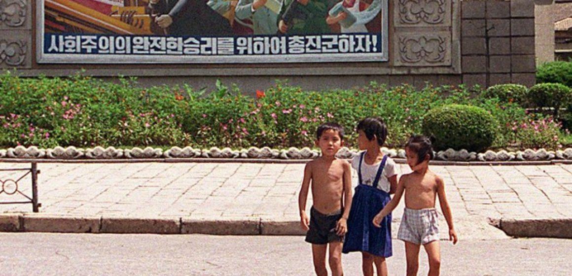 Separuh rakyat Korea U menderita