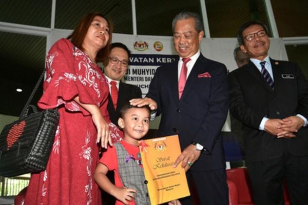 KDN akan laksana sendiri proses permohonan warganegara penduduk Sarawak