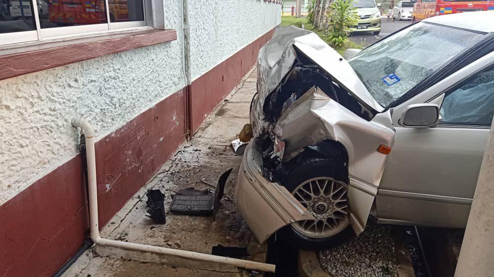 Kes kemalangan maut di Sarawak menurun