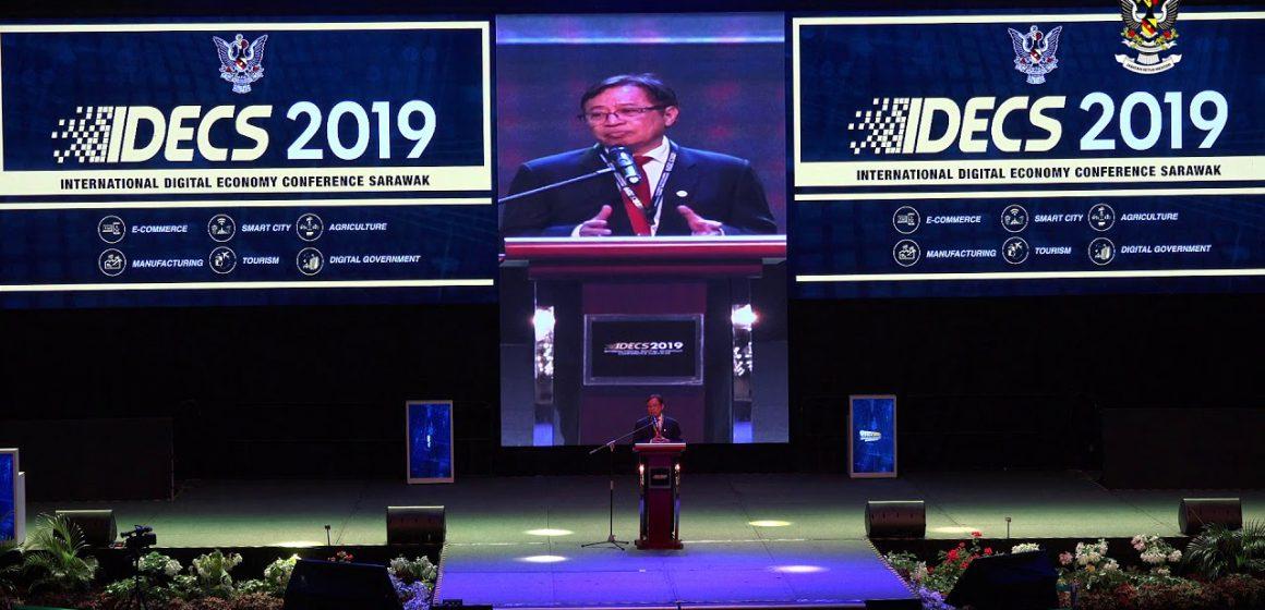Ekonomi digital wawasan Sarawak