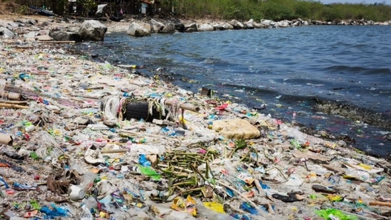 Katakan tidak kepada plastik