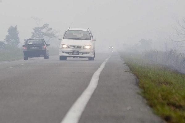 IIP Miri catat status kualiti udara tahap bahaya