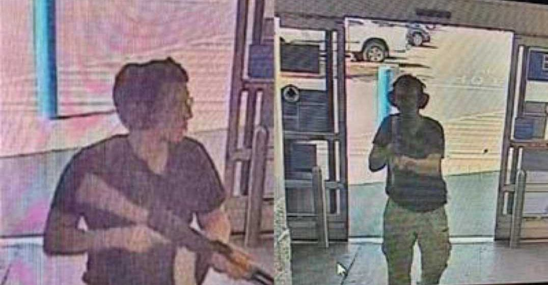 Lelaki bunuh 20 orang di kedai Walmart