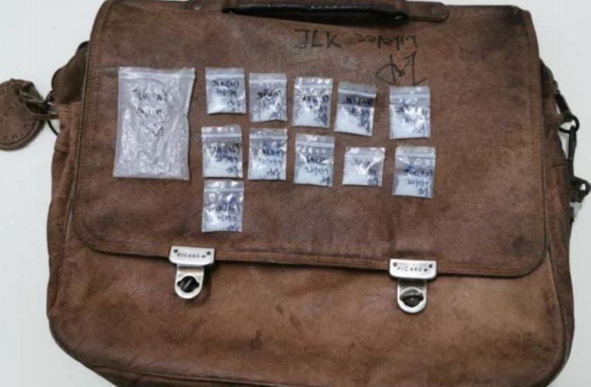 Janda antara ditahan menyalahguna dadah