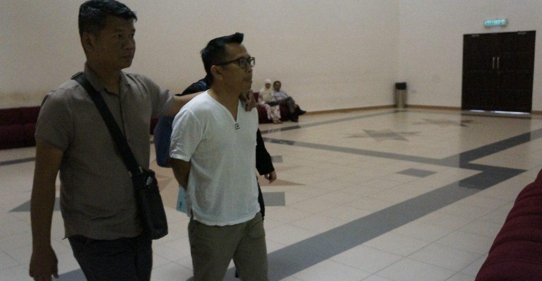 Ex-Sekretari Besai FAS dilepas nengah jamin RM8,000