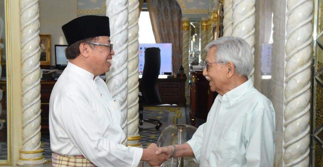 Tun Daim kagum pengurusan ekonomi Sarawak