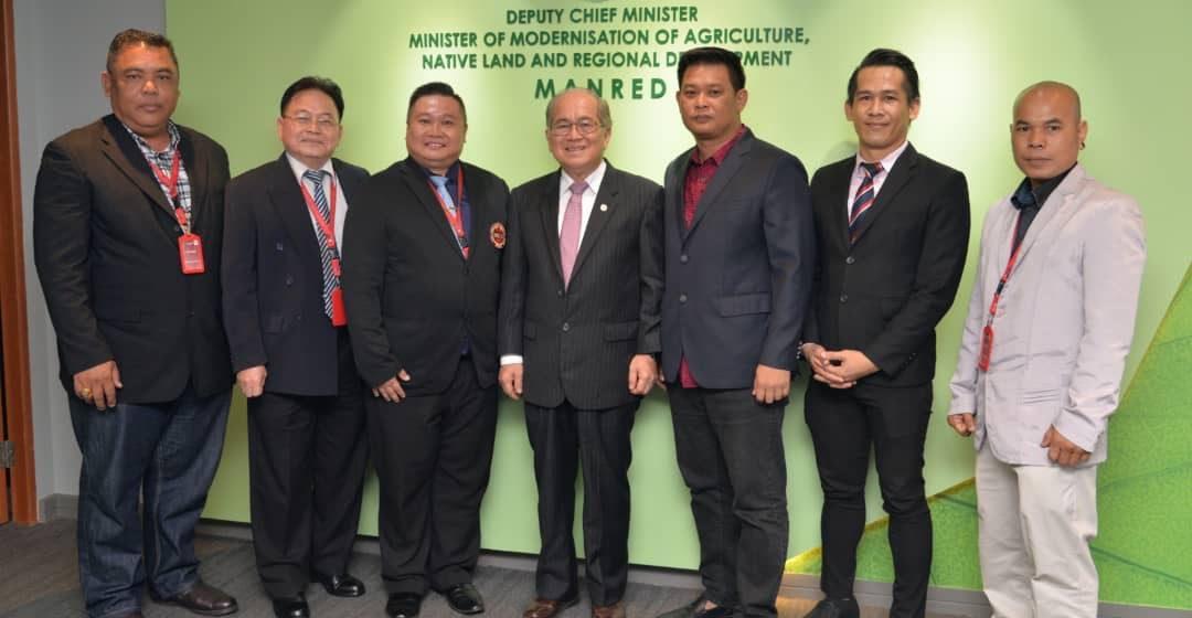 Raban Kuntau Sarawak ke Korea