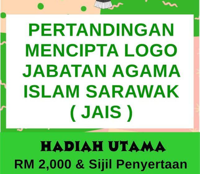 Rakyat Sarawak dipelawa sertai Pertandingan Mencipta Logo JAIS