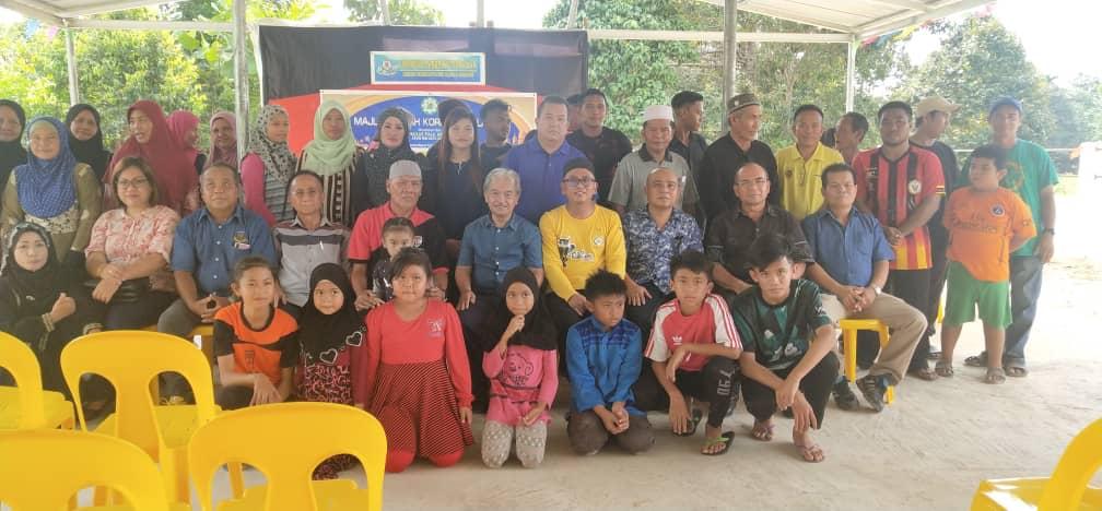 Hari Raya Aidiladha wadah penyatuan pelbagai kaum di Sarawak