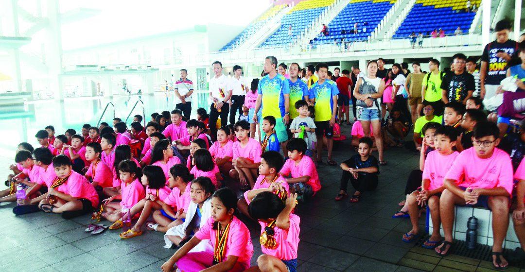 Sarawak chakah ngiga enggau ngelatih atlit nyemerai