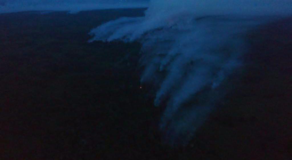 'Water bombing' bakal digunakan untuk padam kebakaran belukar, tanah gambut di Kejatau