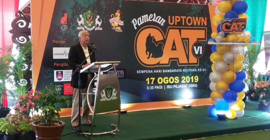 'Uptown Cat VI' diatur pengelama tiga bulan