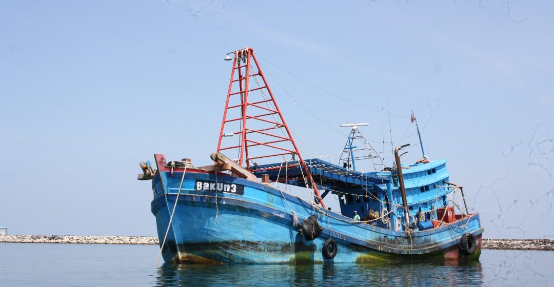 17 nelayan Vietnam ditahan, bot dirampas di Bintulu