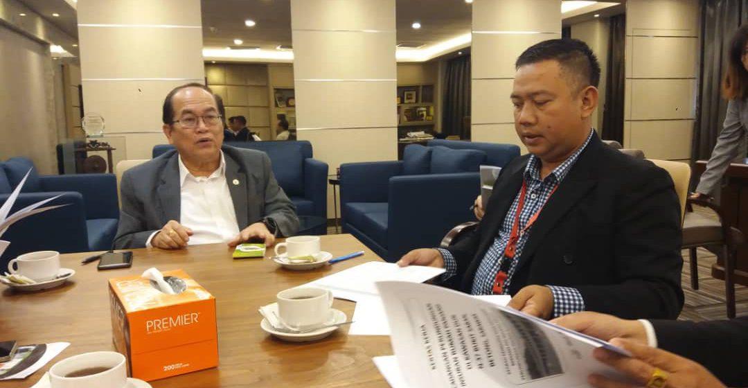 Program Allianz Kampungku ke penabat penusah ngenyit