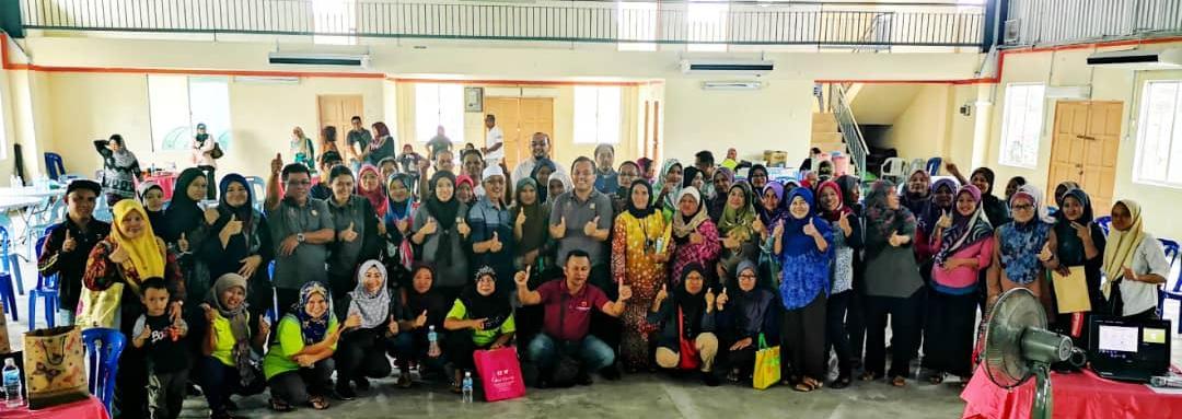 Langkah proaktif perkasa ekonomi usahawan Bumiputera Tanjung Manis
