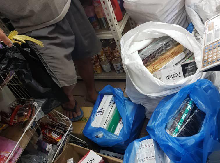 170 karton rokok tanpa cukai Kastam dirampas