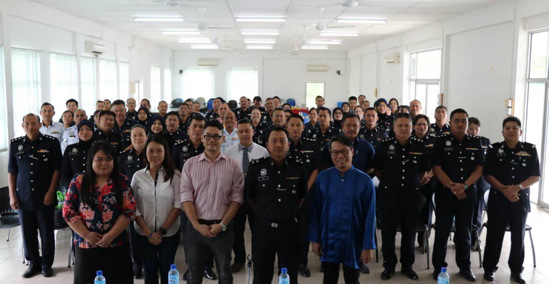85 anggota polis sertai latihan kenali autisme
