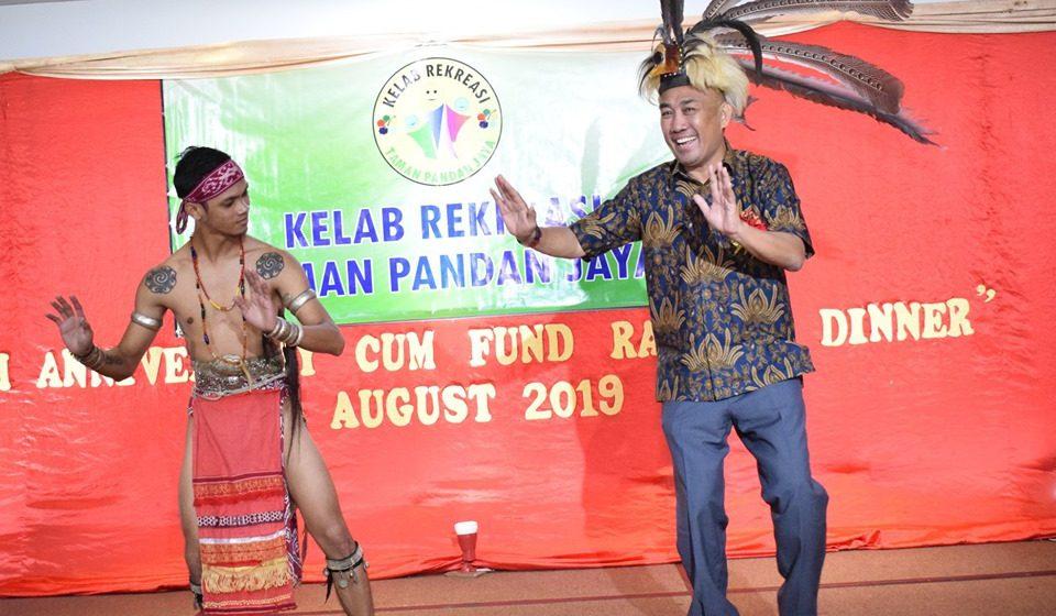 Kelab Rekreasyen Taman Pandan Jaya temegah kaul seati majak teguh