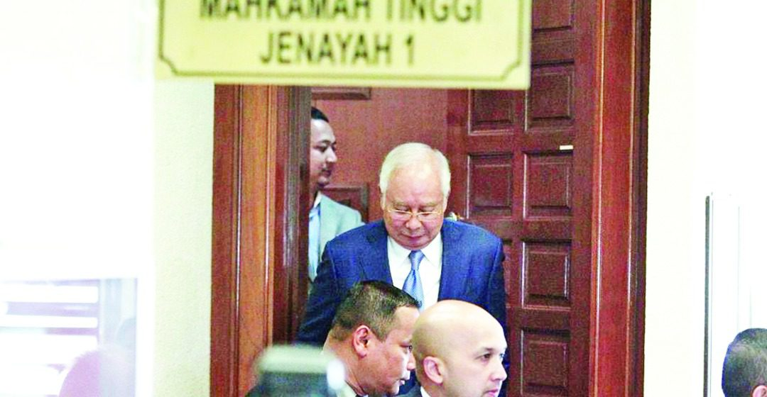 Wang ari Arab, chara nguji nutup kes 1MDB