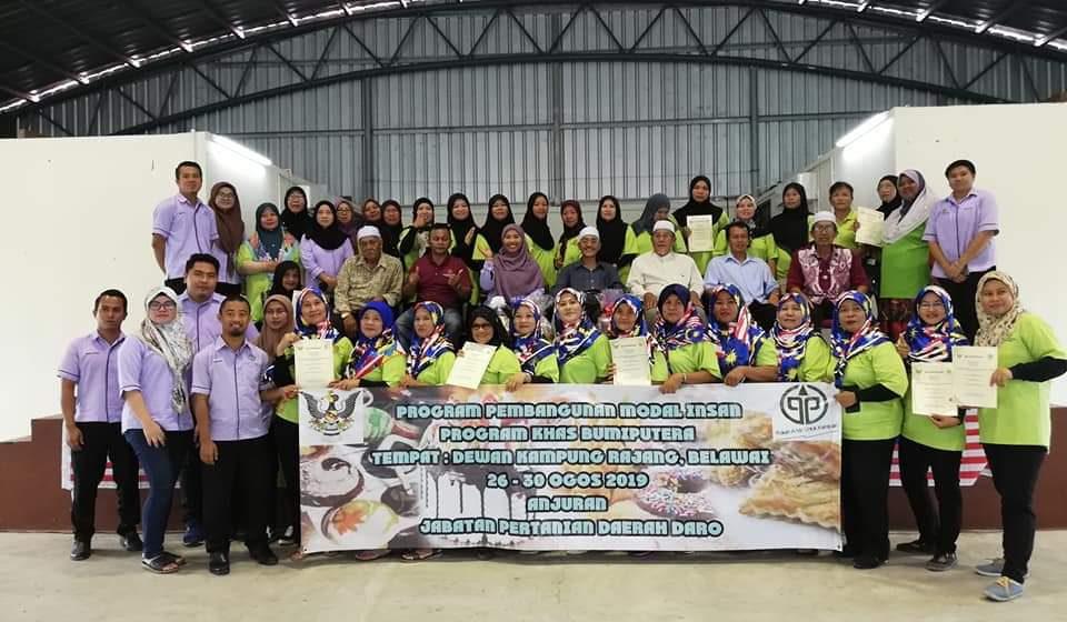 Tingkat kemahiran warga Tanjung Manis