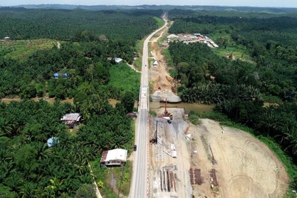 Pan Borneo: Aduan boleh dikemuka terus kepada Kementerian Kerja Raya
