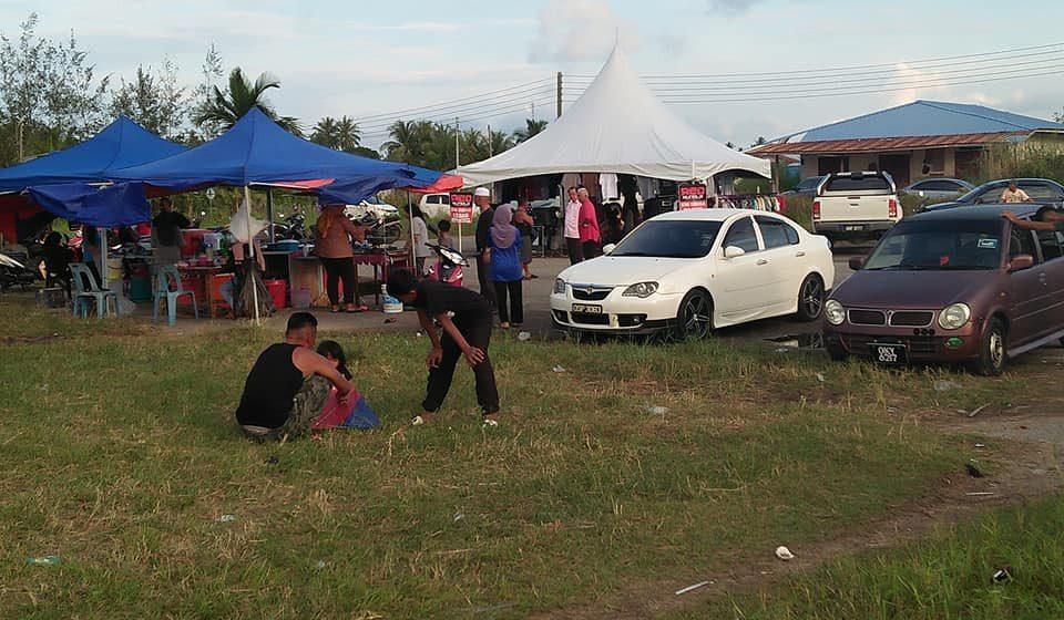 Pantai Kuala Matu kini berwajah ceria
