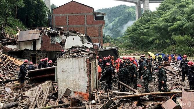 Taufan Lekima: Angka korban meningkat kepada 44 jiwa