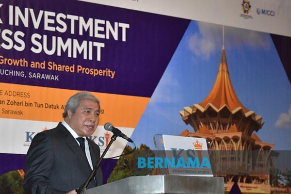 Beberapa firma berminat buka perniagaan oleokimia di Sarawak