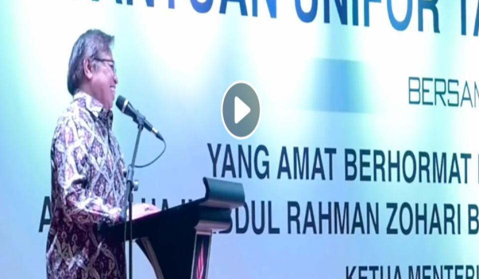 """Tiada masalah untuk agama lain guna perkataan """"Allah"""" di Sarawak"""