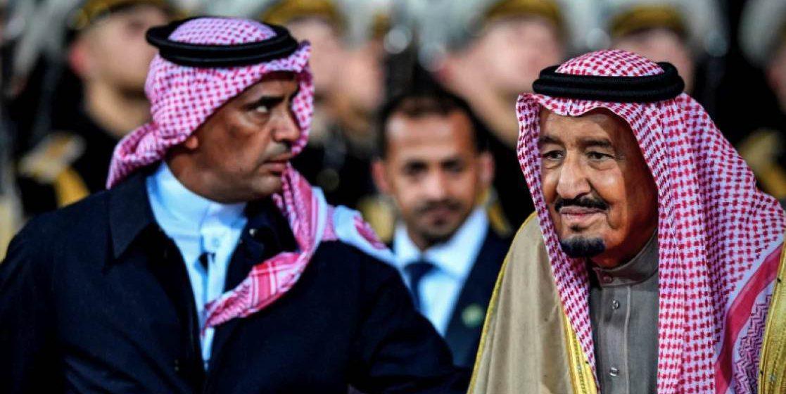 Pengawal Raja Salman maut ditembak
