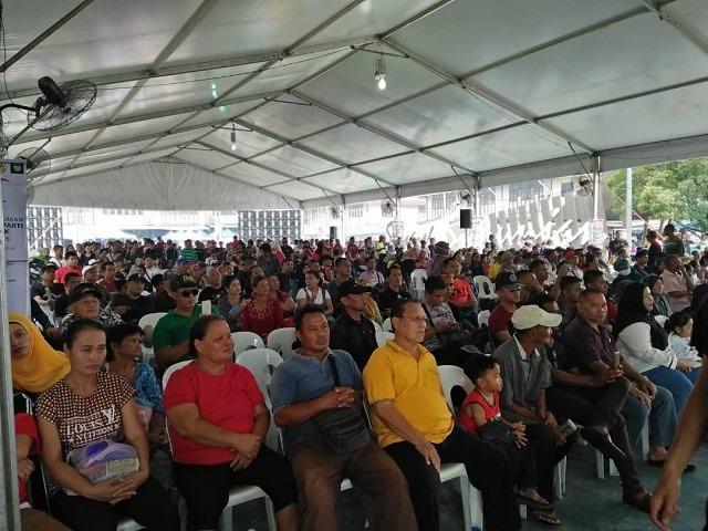 130,000 pengunjung banjiri Pesta Simunjan