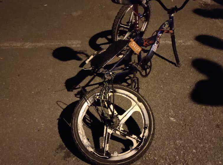 Kanak-kanak lelaki maut, basikal bertembung kereta di Desa Ilmu