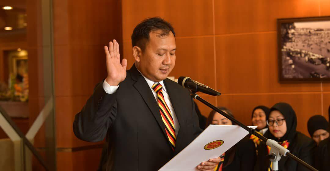 Pele Setiausaha DUN Sarawak baharu