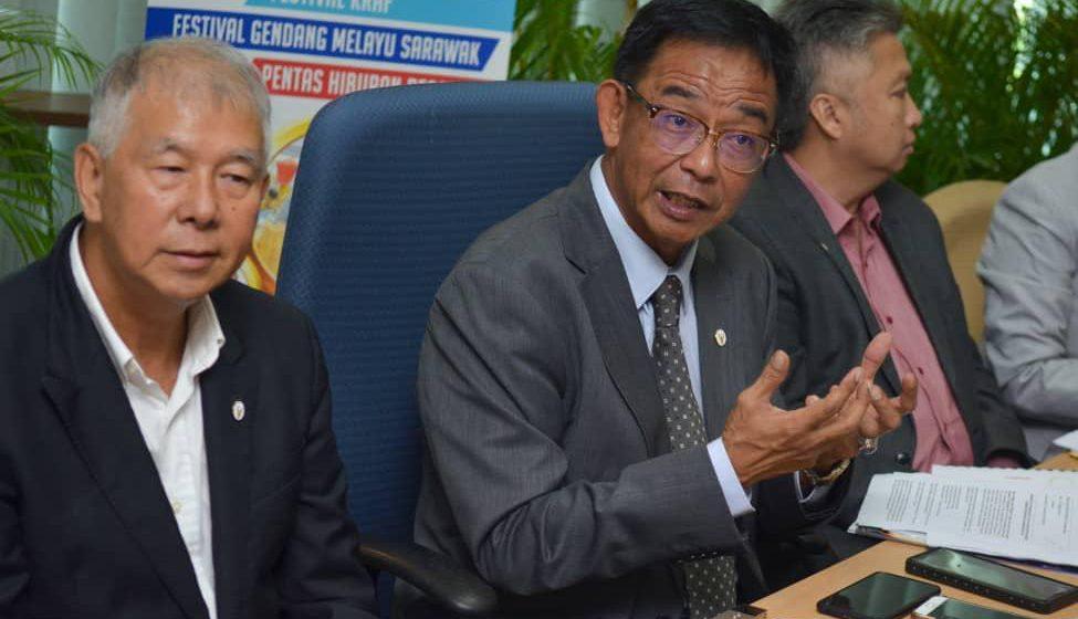 Lumba Bot Naga Entarabansa Sarawak 2019 nerima 47 tim