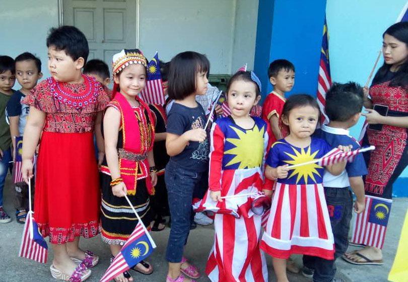 Hari Kebangsaan Tabika Kemas Kpg Sagah richah