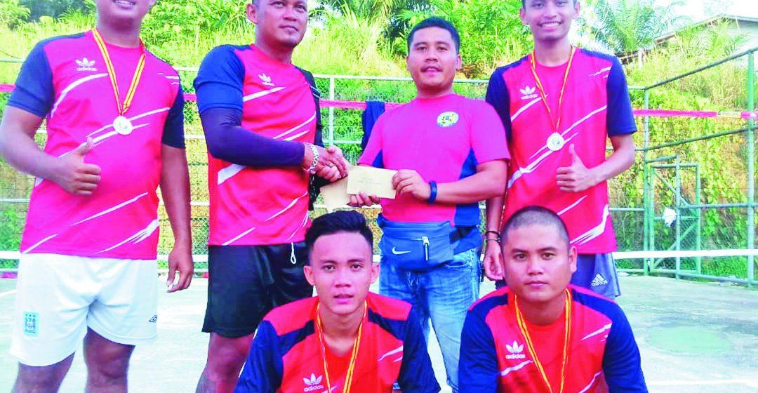 Tim Sareyongnus 607 champion main takraw