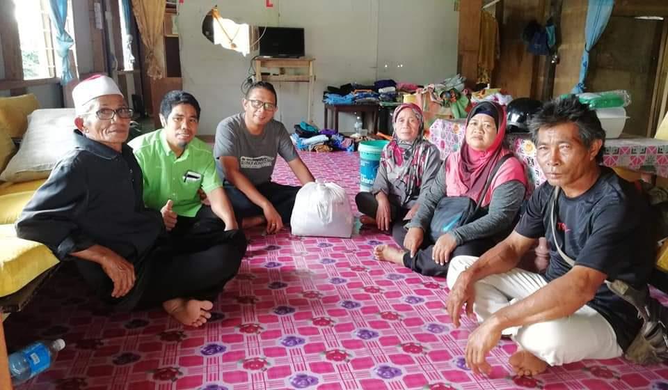 Kejayaan terindah Surau Darul Ihsan Kampung Badong