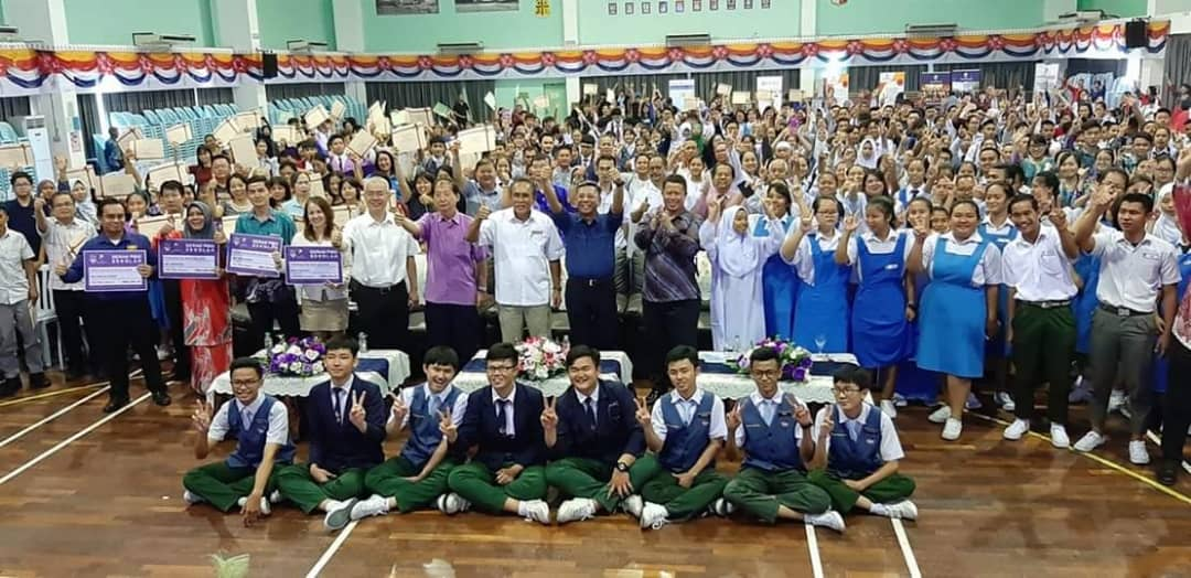 Kerajaan Sarawak serius memartabatkan pendidikan